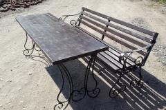 Лавочка и столик 47