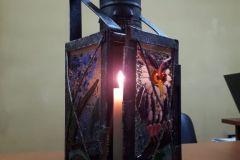 Свечной фонарь