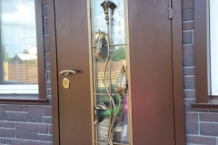 Дверной орнамент 3