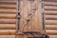 Дверной орнамент 4