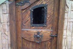 Дверной орнамент 5