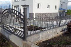 Забор 11