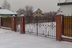 Забор 14