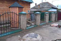 Забор 33