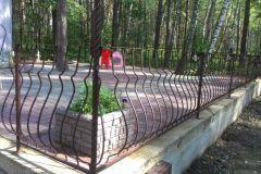 Забор 34
